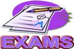 Summer Exam Timetables 2017