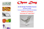 Open Night for Art & Design Portfolio Course